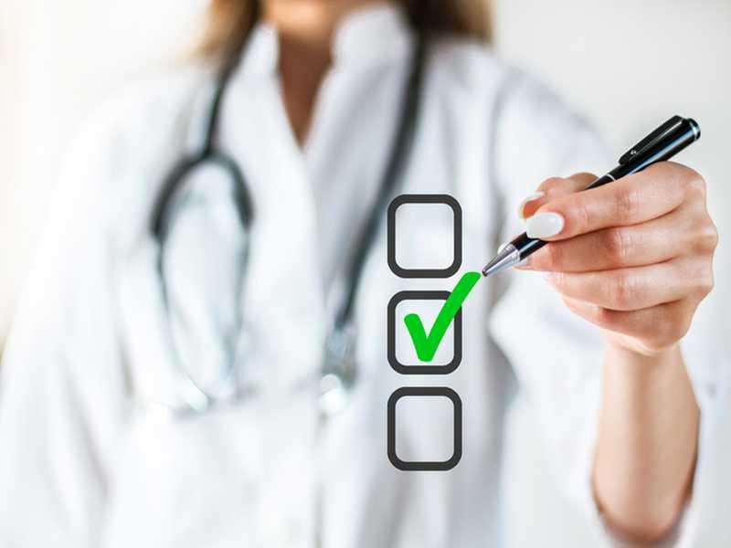 Kur Checkliste